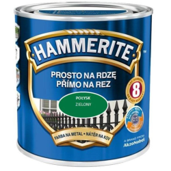 HAMMERITE POŁYSK 2,5L ZIEL