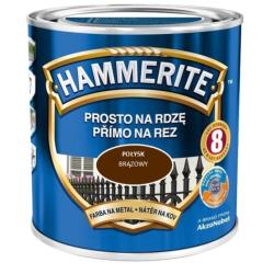 HAMMERITE POŁYSK 2,5L BRĄZ