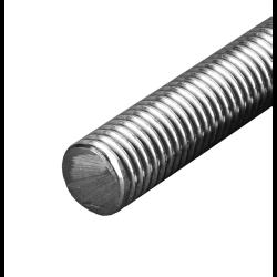 PRĘT GWINTOWANY OCYNK 30mm KL.8.8 1M