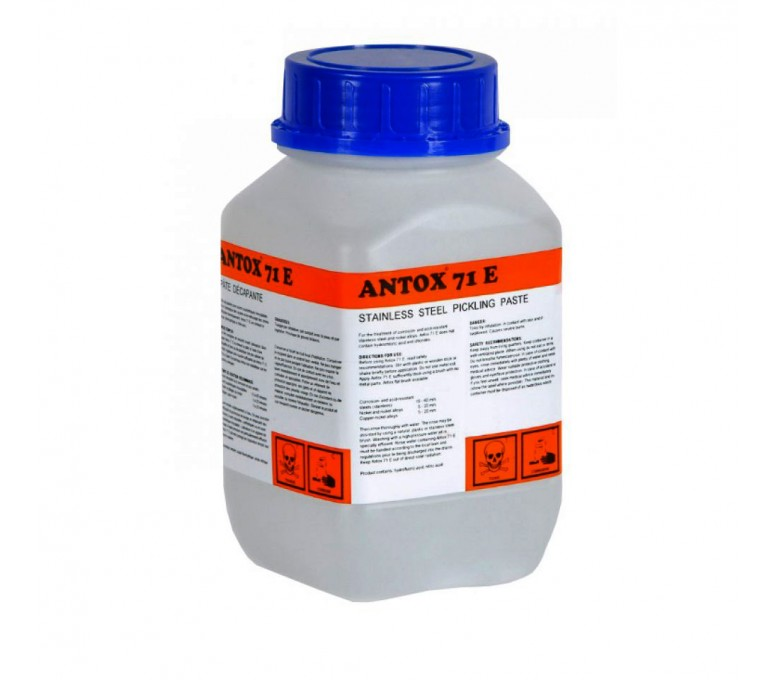 ANTOX 71E , PASTA TRAWIĄCA 2 kg , EXTRA CHEMETALL