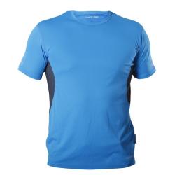 """koszulka funkcyjna niebieska """"xxl"""" lahtipro"""