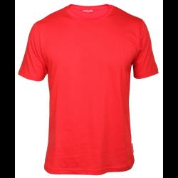 koszulka t-shirt 180g, rozmiar 2xl czerwona, lahtipro