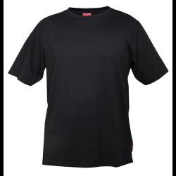 koszulka t-shirt 180g, rozmiar 2xl czarna, lahtipro