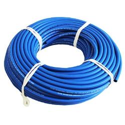 wąż do tlenu 6.3 mm ; [50m] szpula bez końcówek