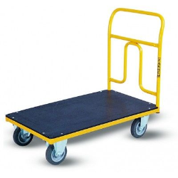 wózek platformowy wrn2-040/07b nek.125 1000x600 udźwig 400kg zakrem