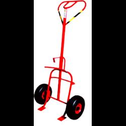 wózek do beczek grześ1 do beczek metalowych