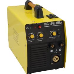 spawarka magnum mig 190 ii mma 200a/40% 230v, mb15/3 bez red.