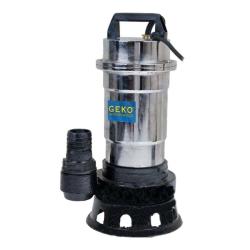 geko pompa z rozdrab. wqd 10-8-0,55 nikiel, do brudnej wody