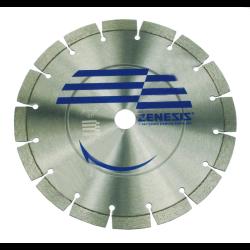 tarcza diament zenesis 350/12/3.2 beton zbrojony laser o25,4 mm
