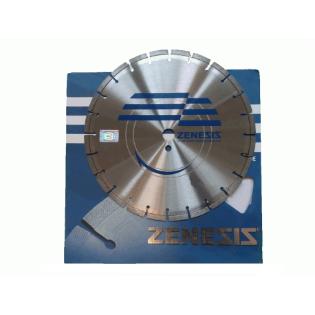 TARCZA DIAMENT ZENESIS 350/10/3.2 asfalt 21s laser 15kW o25,4