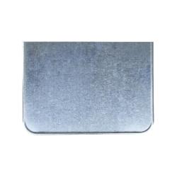 blacha przypiecowa mała ocynk. 29x50