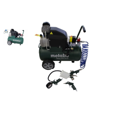 kompresor basic 250-24w +lpz 4 metabo