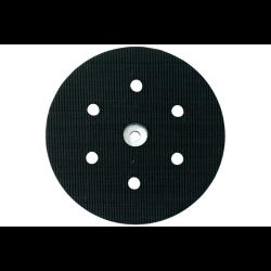 metabo talerz szlifierski z rzepem 150mm miękki dziurkowany do sxe 450 631156000