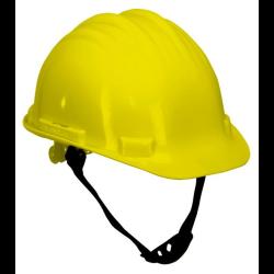 hełm przemysłowy ochronny lahtipro, żółty