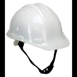 hełm przemysłowy ochronny lahtipro, biały