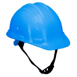 hełm przemysłowy ochronny lahtipro, niebieski