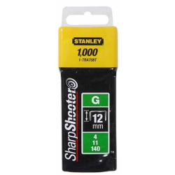 zszywka g 10mm/3/8 1000szt stanley