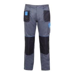 """lahtipro spodnie szaro-niebieskie 190g/m2 100% bawełna rozmiar """"2l"""" l4050454"""