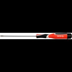 wkrętak precyzyjny krzyżak ph1*50mm yato