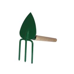 kard motyczka sercówka-trójząb mała 30cm 123