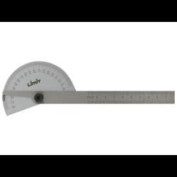 kątomierz tarczowy półokrągły 85x150mm limit