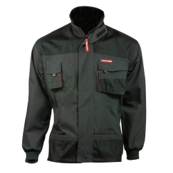 bluza robocza męska, czarna, rozmiar s ( 48 ) , lahtipro