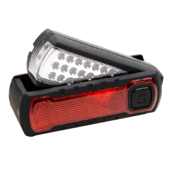 latarka ręczna falcon eye zestaw (hak,magnes)
