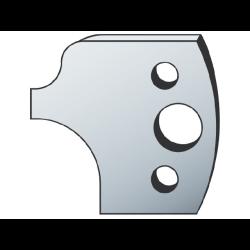 nóż profilowy do głowicy frezowej 11 nr art. 20501-0903