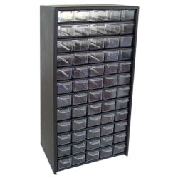 organizer 300x550x145mm z 60 szufladkami plastikowymi proline