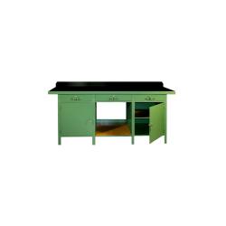 stół warszt 1800x680x850 z wykł gum typb