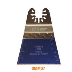 cmt brzeszczot oscylacyjny 68x40mm 18tpi uchwyt uniwersalny omm07-x1