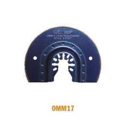 cmt brzeszczot oscylacyjny 87mm 20tpi uchwyt uniwersalny omm17-x1
