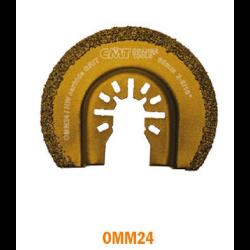 cmt brzeszczot oscylacyjny 65x1,6mm uchwyt uniwersalny omm24-x1