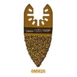 cmt brzeszczot oscylacyjny 35mm uchwyt uniwersalny omm26-x1