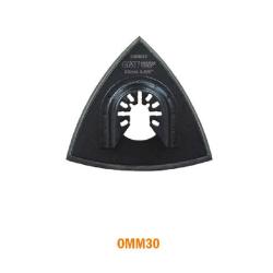 cmt trójkątna perforowana stopa szlifierska 93mm uchwyt uniwersalny omm30-x1