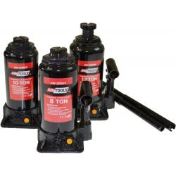 awtools dźwignik tłokowy hydrauliczny 20t 235-445mm aw20007