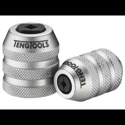 "uchwyt do gwintowników 1/4"" m5-m12 teng tools"