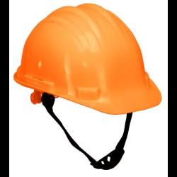 hełm przemysłowy ochronny pomarańczowy lahtipro