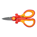 YATO Izolowane nożyczki dla elektryków 160mm