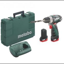 metabo akumulatorowa wiertarko-wkrętarka powermaxx bs basic 10,8v 2x2ah 4007430244239