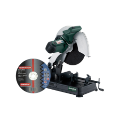 przecinarka do metalu cs 23-355 set flexiamant super metabo