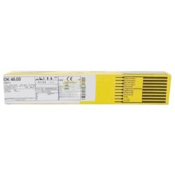 elektrody ok.48.00 3.25x450 6kg/opk karton-3 opk