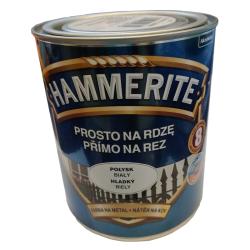 HAMMERITE POŁYSK 2,5L BIAŁY