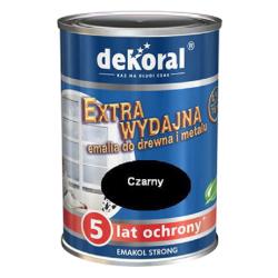 emakol strong 5l czarny