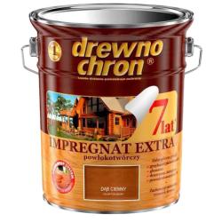 drewnochron extra dąb ciemny 4,5l