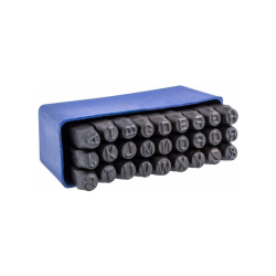NUMERATORY LITEROWE 6mm 27 SZTUK CONDOR