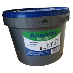 smar agrooil litowy łt 43 9kg agrooil