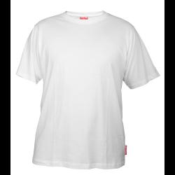 koszulka t-shirt 180g, rozmiar 2xl biała, lahtipro