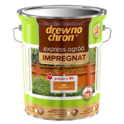 drewnochron impregnat express dąb 5l