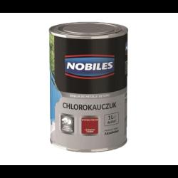 nobiles chlorokau czewony ciemny 1l farba